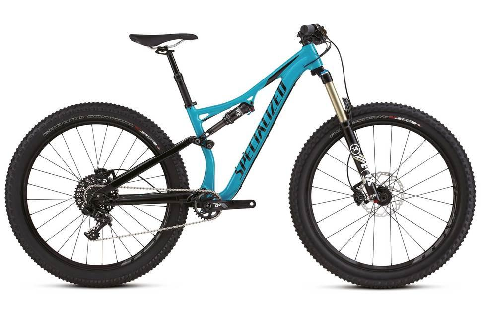 Premium Full Suspension Mountain Bike - Women's