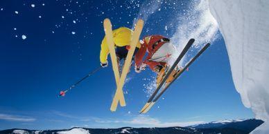 Adult Performance Ski Package